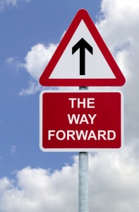 way_forward_sign