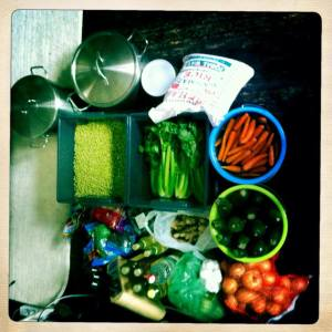 Kitchery Ingredients
