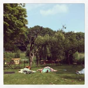 Kundalini Yoga tuin Buurtboerderij