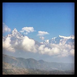 Nepal berg