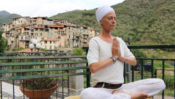Kundalini Yoga School, Meditation for the Positive Mind